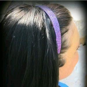 Accessories - NEW Black Glitter Headbands